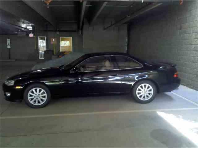 1992 Lexus SC400 | 1014242