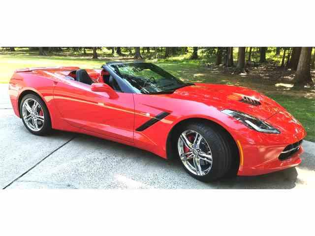 2016 Chevrolet Corvette | 1014247