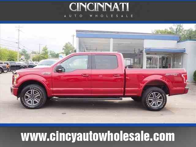 2015 Ford F150 | 1010425
