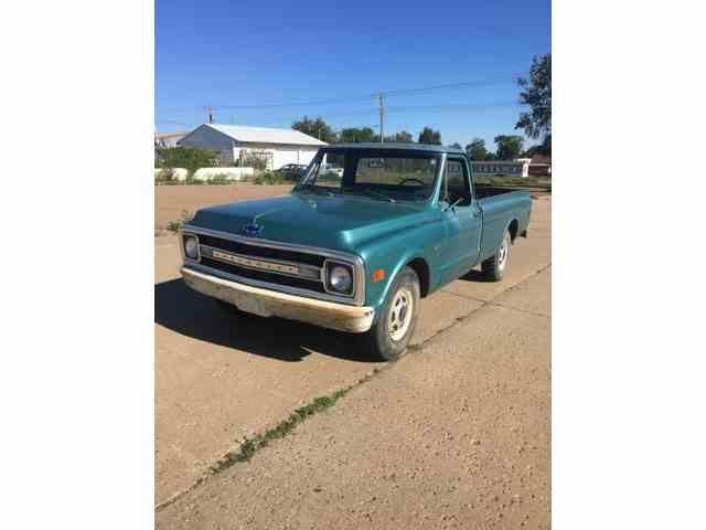 1969 Chevrolet C/K 20 | 1014254