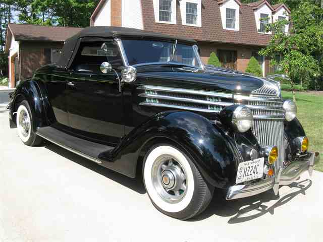 1936 Ford Model 68 | 1014255