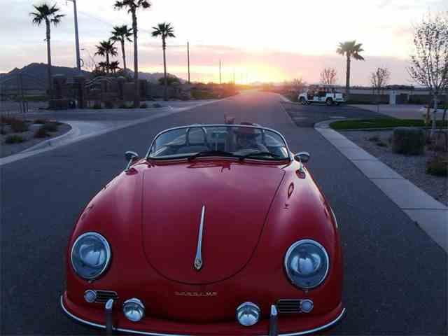 1957 Porsche Speedster | 1014261