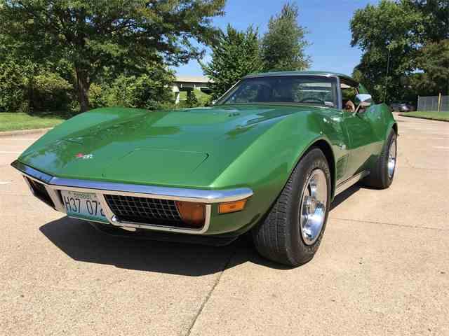1972 Chevrolet Corvette | 1014276