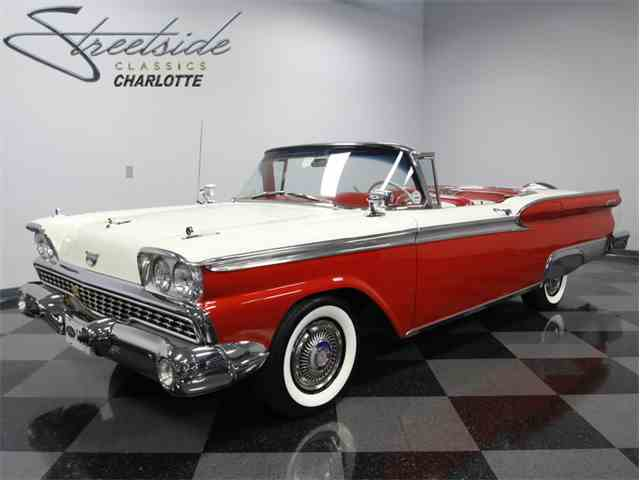 1959 Ford Galaxie Skyliner Retractable | 1014286