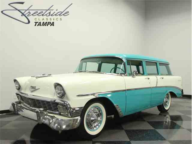 1956 Chevrolet 210 Beauville Wagon | 1014289