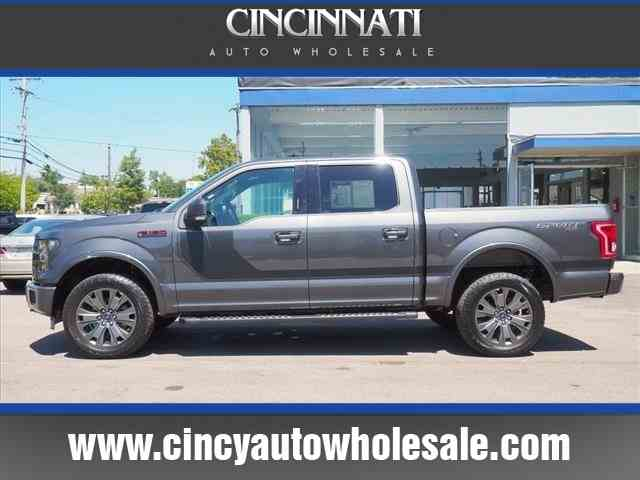 2016 Ford F150 | 1010429