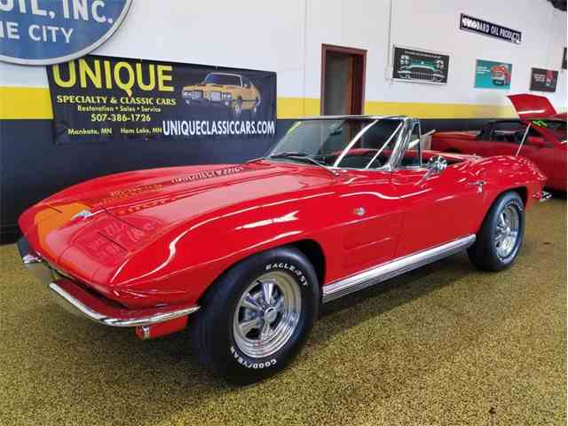 1964 Chevrolet Corvette    Convertible | 1014291