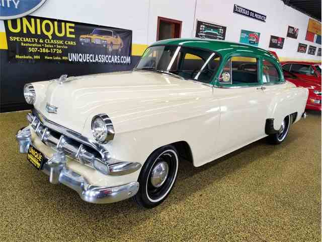 1954 Chevrolet 210    2dr Post | 1014293