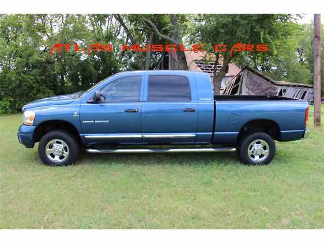 2006 Dodge Ram 2500   1010043
