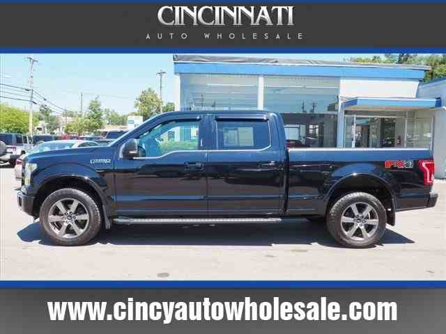 2016 Ford F150 | 1010430