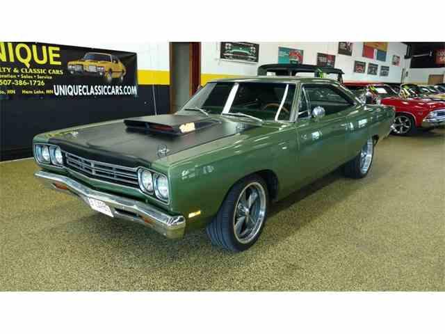 1969 Plymouth Roadrunner    2dr Hardtop | 1014300