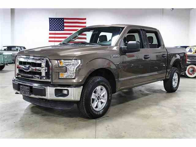 2016 Ford F150 | 1014303