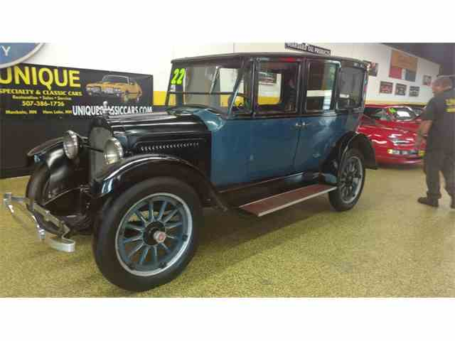 1922 Willys Knight Model 20 A | 1014309