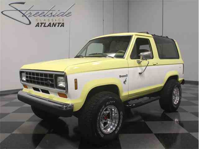 1988 Ford Bronco II Eddie Bauer | 1014318