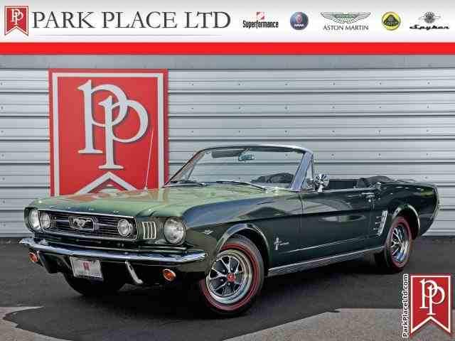 1966 Ford Mustang   1014319
