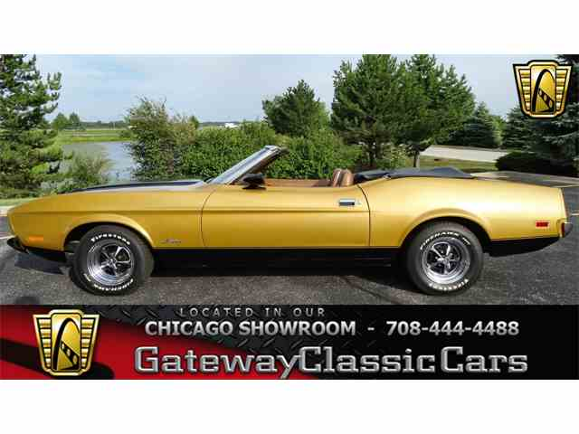 1973 Ford Mustang | 1014323
