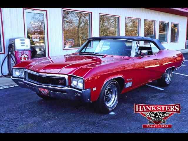 1968 Buick Gran Sport | 1014328