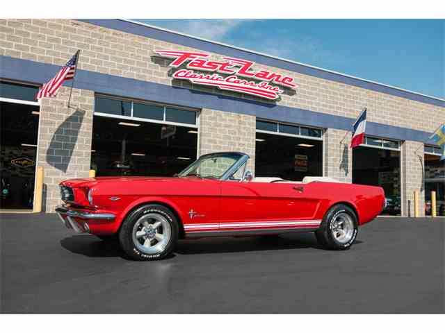 1965 Ford Mustang | 1014333