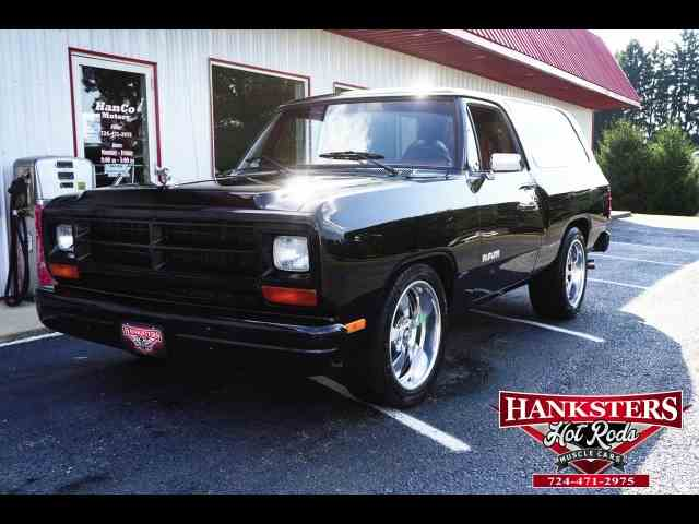 1987 Dodge Ramcharger | 1014334