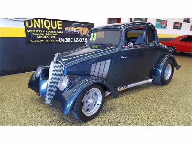 1933 Willys Coupe Street Rod | 1014335