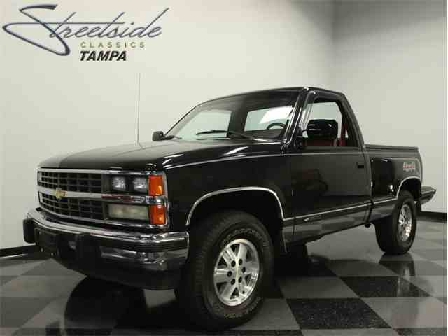 1988 Chevrolet Silverado Step Side  4x4 | 1014342