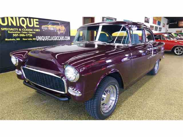 1955 Chevrolet 210    2dr Post | 1014344