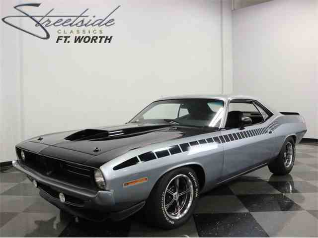 1970 Plymouth AAR 'Cuda Tribute | 1014347
