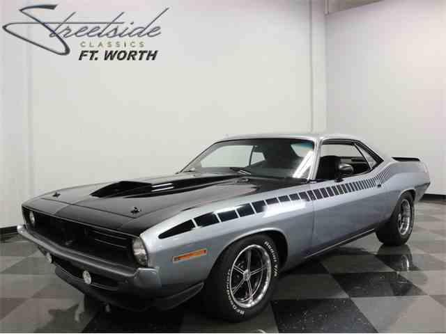 1970 Plymouth AAR 'Cuda Tribute | 1014347