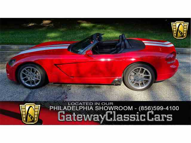 Picture of '03 Dodge Viper - $56,000.00 Offered by Gateway Classic Cars - Philadelphia - LQOD
