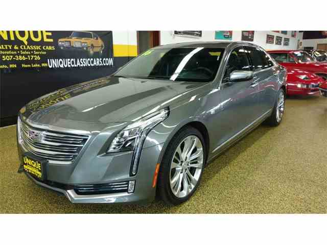 2016 Cadillac CT6 AWD Turbo Platinum | 1014350