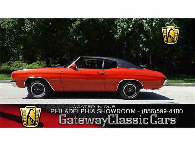 1972 Chevrolet Chevelle | 1014351
