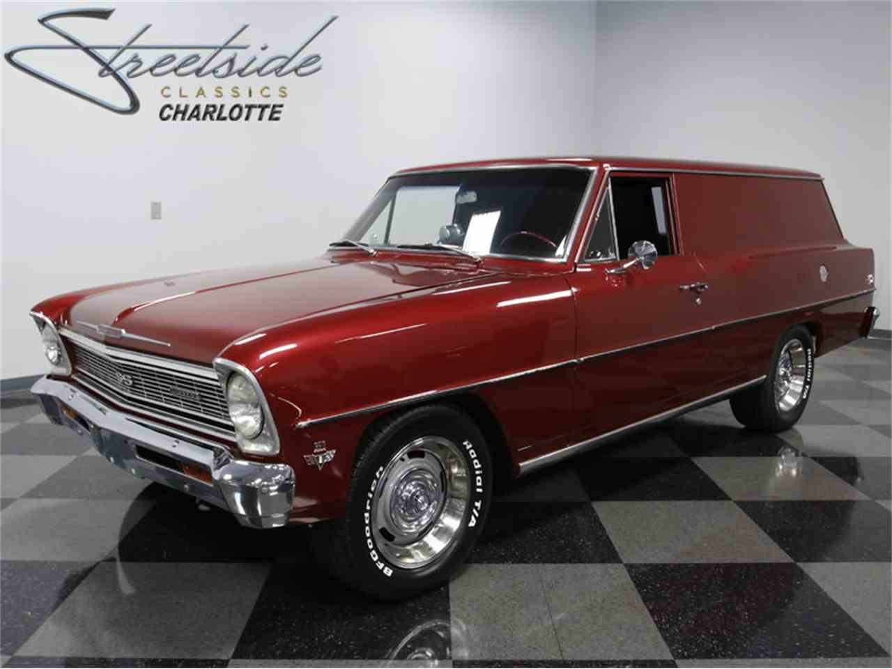 1966 Chevrolet Nova Custom Nomad for Sale | ClassicCars.com | CC ...