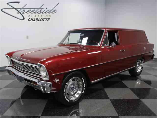 1966 Chevrolet Nova Custom Nomad | 1014352