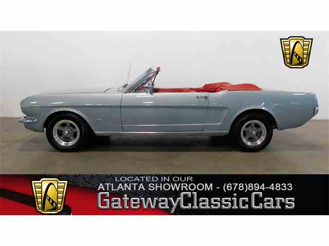 1965 Ford Mustang | 1014355