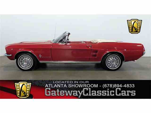 1967 Ford Mustang | 1014356
