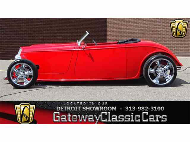 1933 Ford Roadster | 1014360