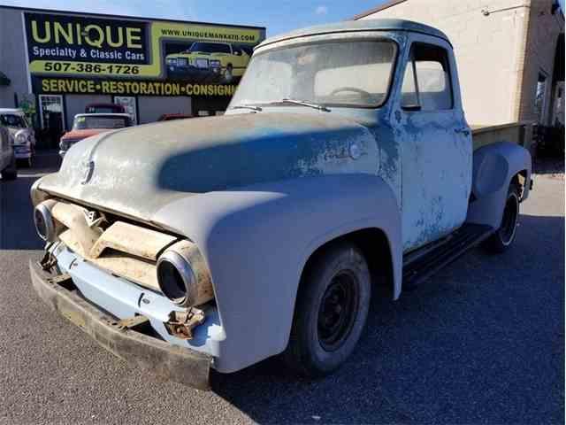 1954 Ford F100    Pickup | 1014361