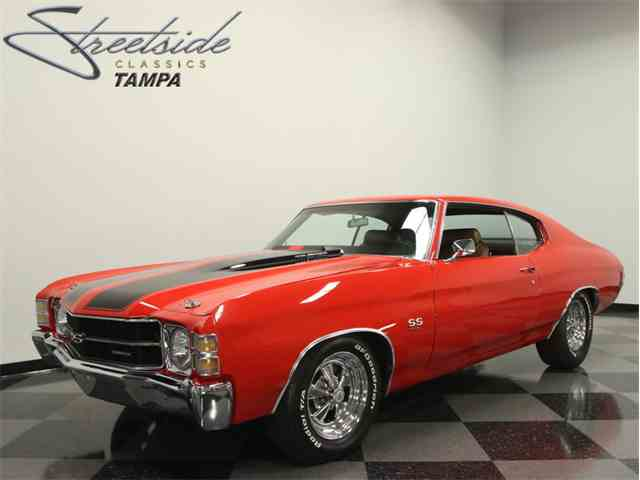 1971 Chevrolet Chevelle SS 454 Tribute | 1014365