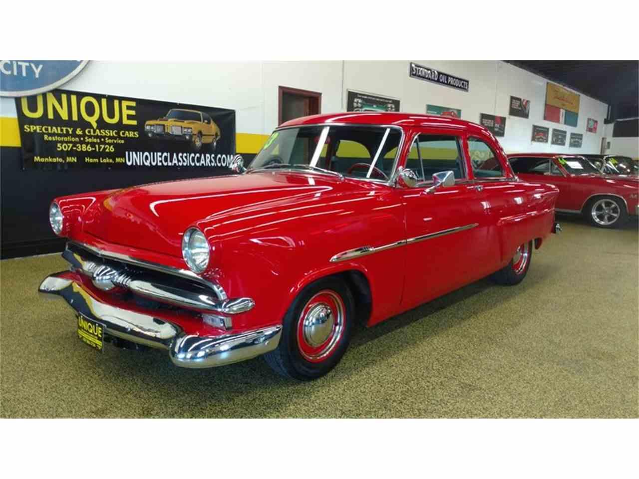 1953 Ford Customline 2dr Street Rod for Sale   ClassicCars.com ...