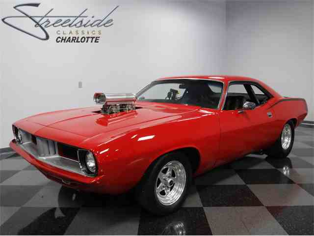 Picture of '73 Cuda Prostreet - LQP2
