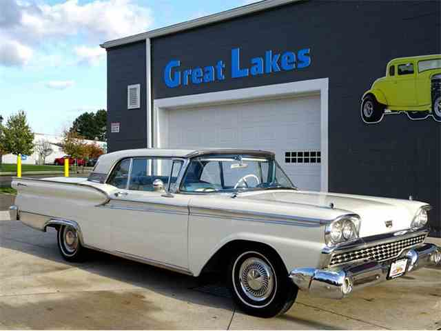 1959 Ford Galaxie | 1014377