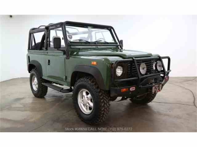 1994 Land Rover Defender | 1014380