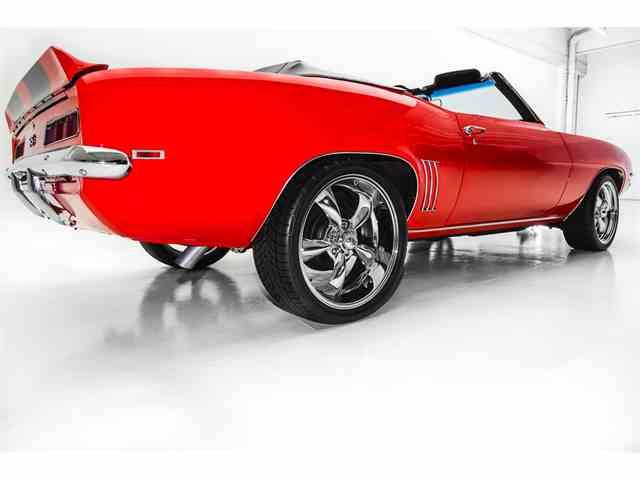 1969 Chevrolet Camaro | 1014384