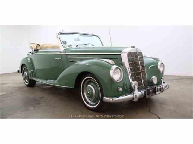 1953 Mercedes-Benz 220 | 1014392