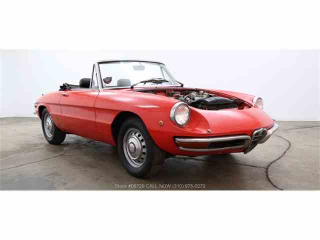 1969 Alfa Romeo Duetto | 1014393