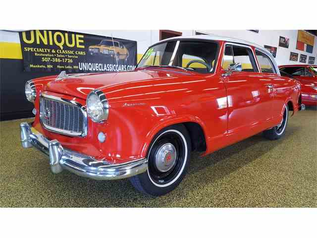 1959 Nash Rambler American   1014396