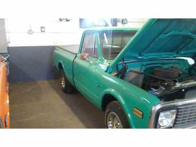1972 Chevrolet C/K 10 | 1014401