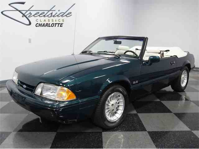 1990 Ford Mustang LX 7-UP Edition | 1014404