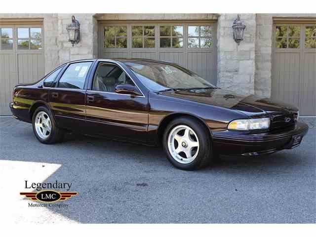 1996 Chevrolet Impala SS   1014405