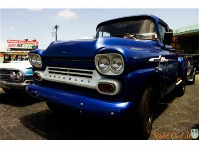 Picture of '58 PICKUP TRUCK - LQQ3